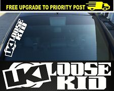 Loosekid Industries Sticker Decal LARGE LKI Motocross Gear Car 4x4 Ute 40cm