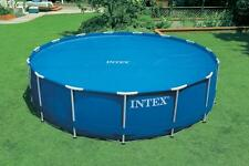 GENUINE INTEX SOLAR POOL COVER FITS 10' 305cm STEEL FRAME OR EASY SET® POOL