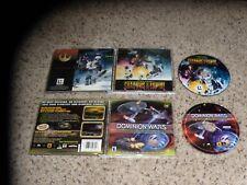 Star Wars Shadows of the Empire & Dominion Wars Star Trek Deep Space Nine PC