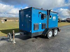 2014 Mac 6000 Ground Thaw Heater Construction Concrete Curer Diesel Generator