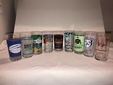 2010, 2011, 2012, 2013, 2014, 2015, 2016, 2017, and 2018 Kentucky Derby Glasses