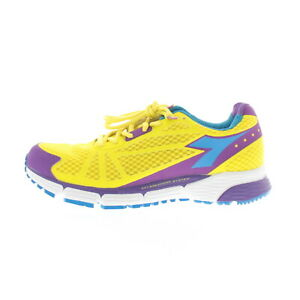 Diadora Ladies' Shoes Size 42,5 Yellow Running Shoes N41001W