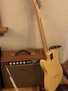 Fender 1960's Vibro Champ vintage Amp Combo 1968 Custom TONE MACHINE 68 Tube !!