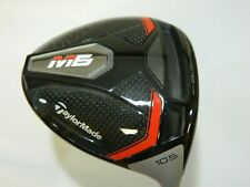 2019 Taylormade M6 10.5* Driver FJ Atmos 5S Stiff - Injected Twist face M 6