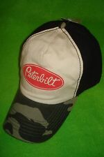 PETERBILT HAT  VINTAGE CAMO CAP  FREE SHIPPING TO ALL OF THE ... c5c71aeb22bb