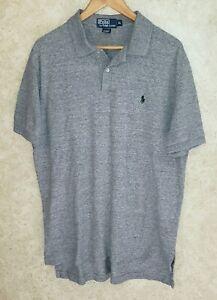 POLO RALPH LAUREN  Short Sleeve Polo Shirt Men's Sz XL