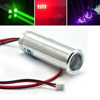 405nm 532nm 650nm Violet/Green/Red Thick Dot Beam Laser Module Stage Light