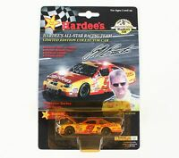 Hardees Racing Team Collector Car #9 Jeff Burton Taurus 1:64 PROMO 1999 Die Cast