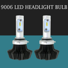 9006 HB4 1800W Fanless LED Headlight Kit Bulb Low Beam 6000K White Bright