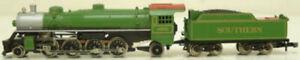 Marklin 8807 Z Scale Southern 2-8-2 Mikado Steam Locomotive & Tender EX