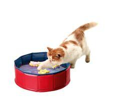 Kitty Pool Katzenspielzeug Wasserspielspielzeug Planschbecken Katzenpool