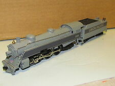UNION PACIFIC OVERLAND 4-6-2 SEMI-STREAMLINED PACIFIC NEW IN BOX M9871 HO 1:87
