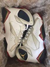 """Nike Air Jordan 7 Retro """"Olympic"""" 2004 Size 11.5 304775-171"""