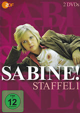 SABINE ! - 2 DVD - STAFFEL 1
