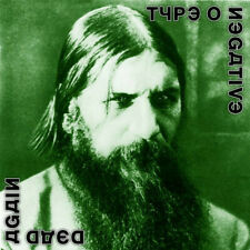 Type O Negative ‎– Dead Again CD 2007