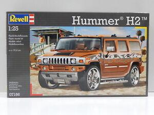 1:25 Hummer H2 Revell 7186