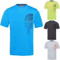 THE NORTH FACE TNF Ondras Running Training Gym Short Sleeve T-Shirt Mens New