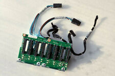 "IBM X3650 M3 8 x 2.5"" SAS/SATA Hot-Swap Drive Backplane with Cables 69Y0650"
