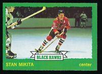 1973-74 Topps Hockey #145 STAN MIKITA (Chicago Black Hawks) *NICE*