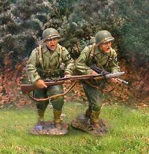 The Collectors Showcase American Normandy Cs00583 U.S. 2Nd I.D. Advancers Mib