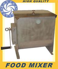 Sausage Mixer 20L ROVTEX | Manual or Electric Options