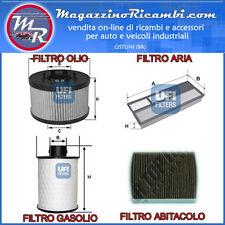 KIT TAGLIANDO 4 FILTRI FIAT 500 D 2007> 1.3 MULTIJET 55KW 75CV -169A1000 PURFLUX
