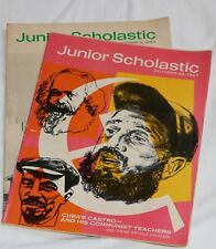 Junior Scholastic - October 26, & November 9, 1967