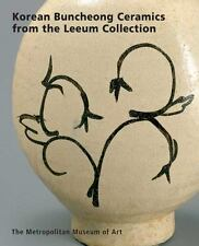 Korean Buncheong Ceramics from Leeum, Samsung Museum of Art by Lee, Soyoung|J…