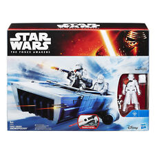 Hasbro B3673360 - Star Wars E7 Class II Vehicle First Order Snowspeeder