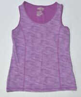 Woman's DANSKIN NOW Active Tank Purple Tank Top Sleeveless Size Medium M