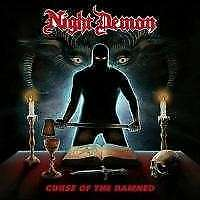 Night Demon - Curse Of The Damned NEW CD