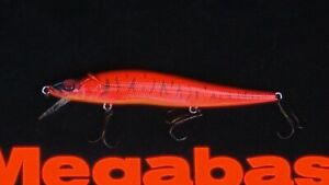 """WOW! Megabass Vision Oneten Hi Float """"VIPER RED"""" JDM Color New No Box"""