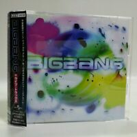 CD+CD BIGBANG SELF TITLE JAPAN ALBUM+LIVE Tracks LIMITED