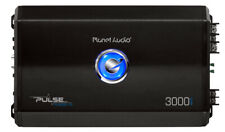 Planet Audio PL3000.1D 3000 W MAX Power 1-CH Class D Monoblock Power Amplifier