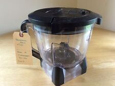 Cuisinart 3 in 1 Food Processor - BOWL WITH LID - For Model BC-56