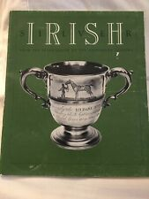 Irish sterling Silver book catalog and exhibition at the Met in New York