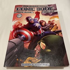 The Overstreet Comic Book Price Guide, 2015-2016 by Robert M. Overstreet
