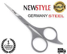 """Mustache & Beard  Germany Steel Trimming Men's Grooming Scissors 5"""""""