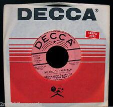 NORMA MENDOZA-The Girl On The Beach-Rare Northern Soul DJ 45-DECCA #31985