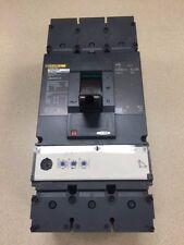 NEW - Square D LDM36600U31X PowerPact Circuit Breaker - 600 amp Micrologic