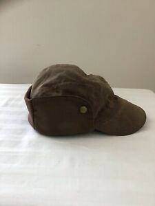 EDDIE BAUER Outdoor Outfitter Sorts Shop Mens Hat Brown