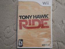 Tony Hawk Ride (Wii, 2009)