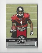2008 Bowman Fabric of the Future Dexter Jackson JERSEY Buccaneers
