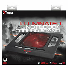 "TRUST COOLING STAND COOLER FOR NOTEBOOK LAPTOP UP TO 17.3"", 170MM FAN, USB POWER"