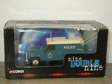 Land Rover Defender Lancashire Constabulary - Corgi CC07710 - 1:43 in Box *44358