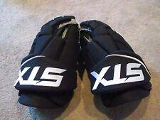 """New STX Stallion Pro Stock Philadelphia Flyers 15"""" Hockey Gloves Bauer APX"""