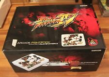 STREET FIGHTER IV - Controller / ARCADE FIGHT STICK & GAME - CAPCOM - PS3