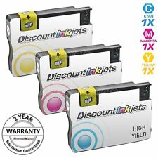 3pk Reman Cartridge Set for HP Ink 951XL 951 XL OfficeJet 8616 8620 8625 8630