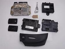 RENAULT CLIO MK4 2014 1.2 16V PETROL GLACIER WHITE OV369 ECU KIT COMPLETE