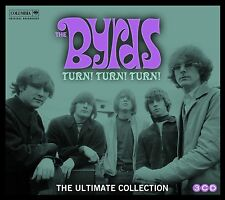 THE BYRDS TURN! TURN! TURN!..THE ULTIMATE COLLECTION: 3CD SET (2015)